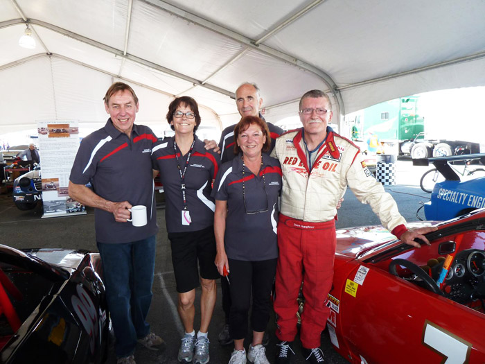 Dave Humphreys 4th place at SCCA National Runoffs 2014